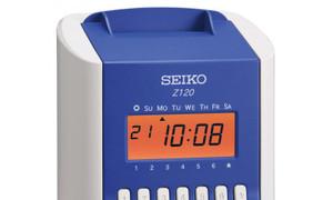 Máy chấm công Seiko Z120 thẻ giấy