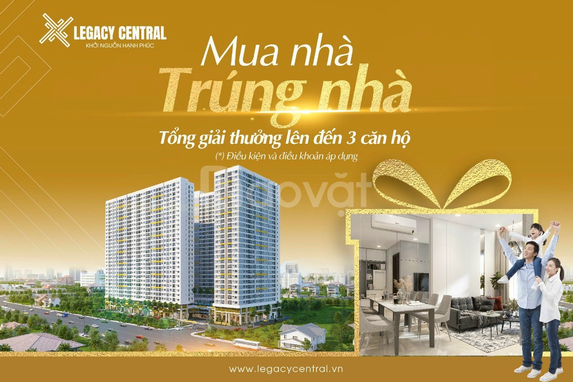 Vợ chồng trẻ mỗi tháng bỏ ra 7tr sở hữu ngay căn nhà Thuận An