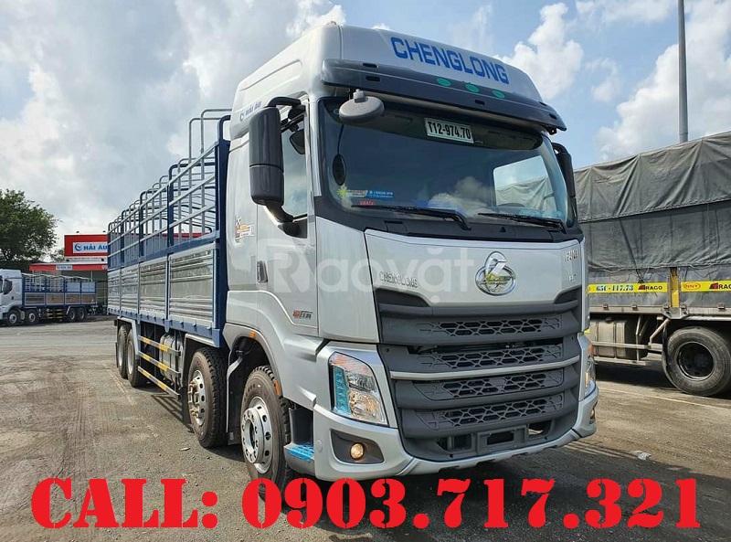 Bán xe tải ChengLong 4 chân, bán xe tải ChengLong 4 chân mới 2021