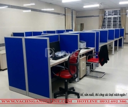 Vách ngăn bàn làm việc VNOL103