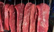 Thịt bò tươi, tôm sống, cá cam, cá Sapa Nhật mùa covid nhé bà con ơi