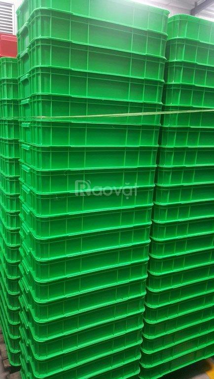 Thùng nhựa đặc3T9