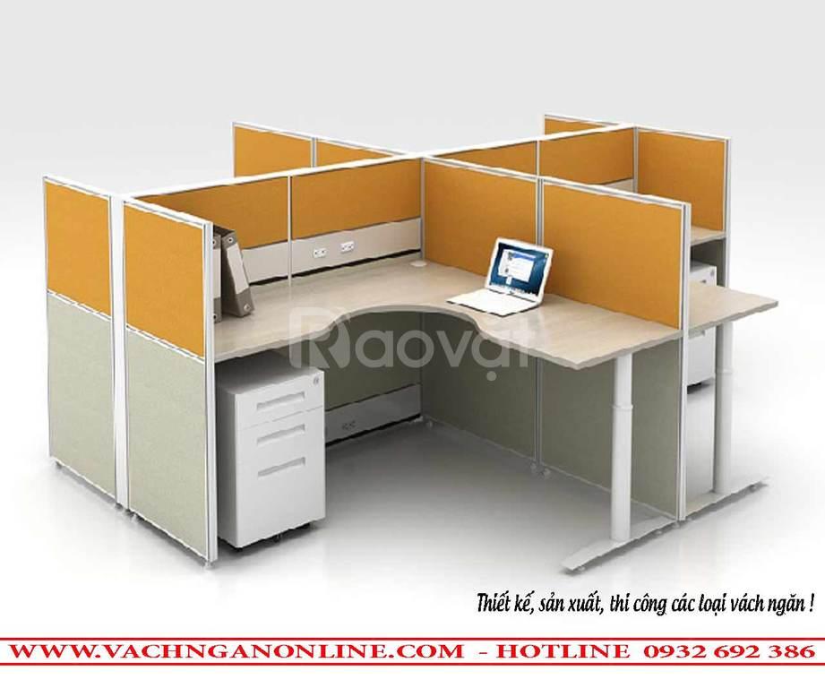 Vách ngăn bàn làm việc VNOL202