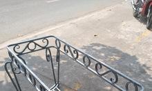Làm bàn ngồi trang trí phòng khách hoặc sân vườn