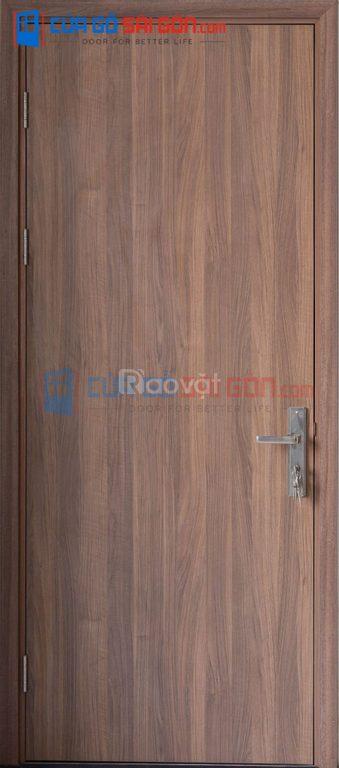 Cửa gỗ chống cháy GCC.P1-TEAK