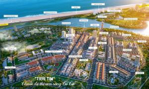 Siêu phẩm khu đô thị Nam Đà Nẵng - khởi nguồn cuộc sống thịnh vượng
