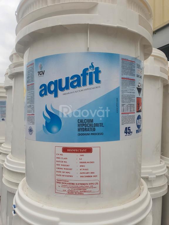 Nhập khẩu và phân phối Chlorine Ấn độ Aquafit, Org