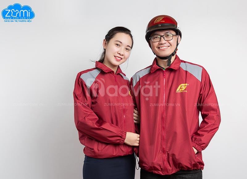 Sản xuất áo thun đồng phục đẹp, chất lượng, uy tín hàng đầu TPHCM 2021