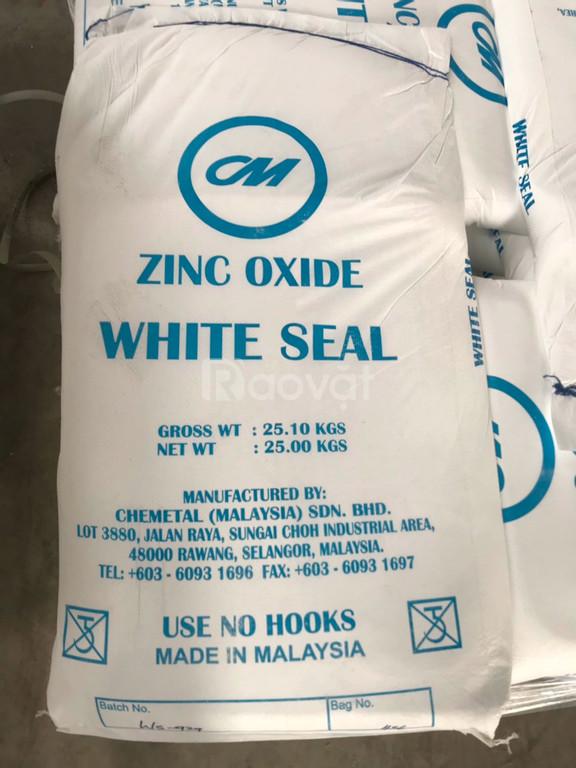 Nhập khẩu và phân phối Kẽm oxit Malaysia