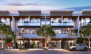 Mở bán dự án nhà liền kề nhận nhà tại KCN Long Hậu