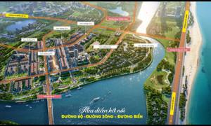 Xuất ngoại giao dự án khu đô thị Nam Đà Nẵng