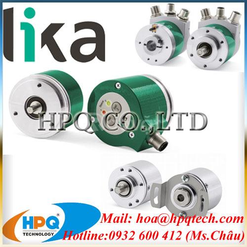 Bộ mã hóa Lika Electronic, Encoder Lika chính hãng tại Việt Nam