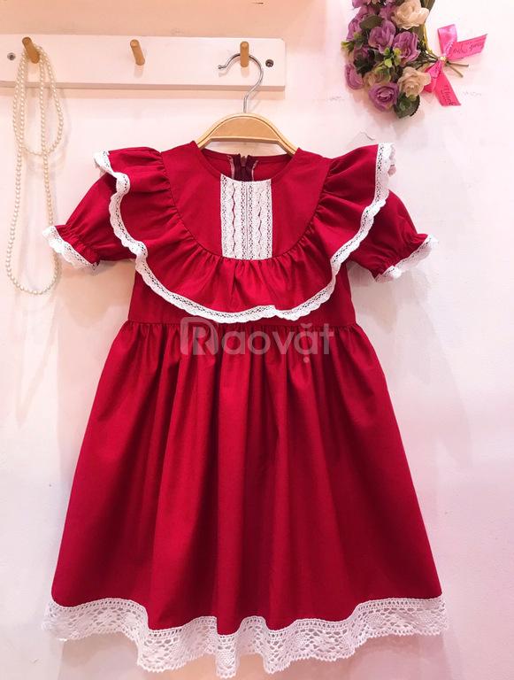 Cách chọn đầm công chúa đẹp cho bé trong mùa Trung Thu năm nay