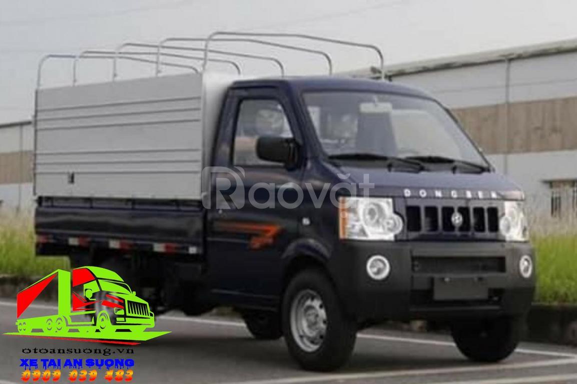Khởi nghiệp cùng xe tải 1 tấn giá rẻ Dongben K9