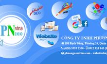Thiết kế website giá ưu đãi trong mùa dịch