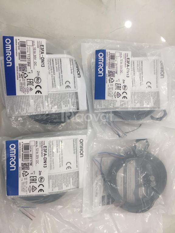Cảm biến quang omron (E3FA-DN13) chính hãng giá rẻ