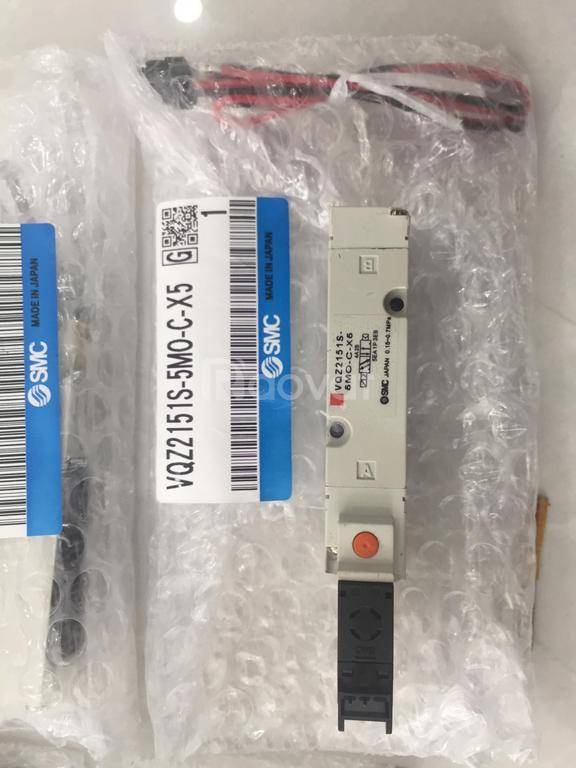 VQZ2151S-5MO-C-X5 van điện từ SMC chính hãng giá rẻ