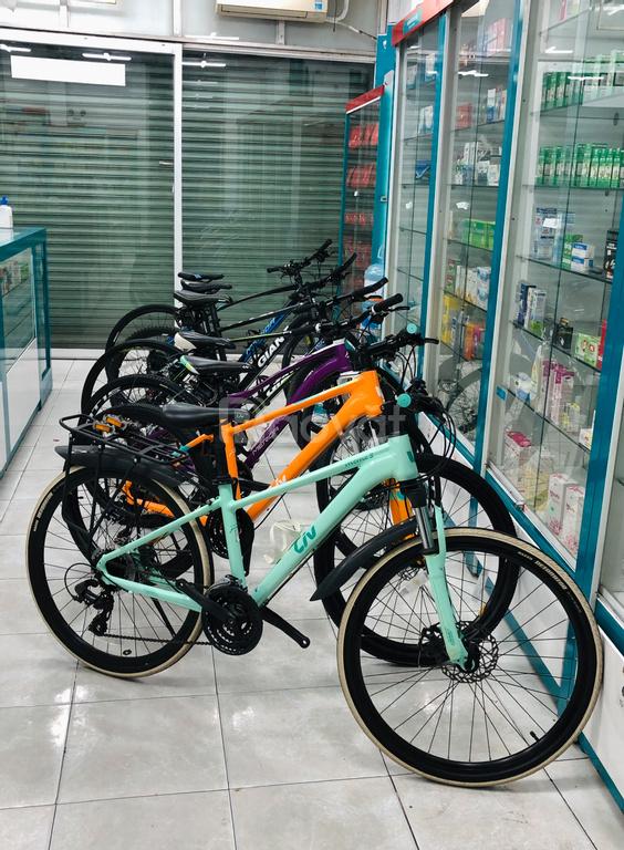 Xe đạp lướt Touring, leo núi MTB từ nhiều hãng nổi tiếng