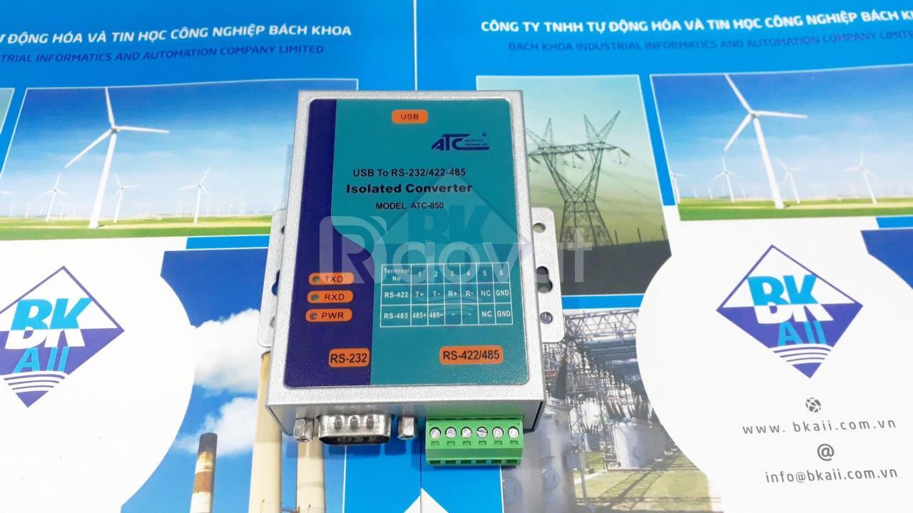 ATC-850 bộ chuyển đổi USB sang RS-232/422/485