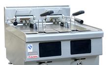 Bếp chiên nhúng điện Deluxe để bàn, phiên bản cảm ứng JUS-TEF-2D