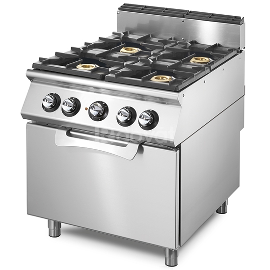 Bếp âu và lò nướng gas 4 đầu đốt VS9080CFG