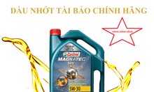 Castrol Magnatec suv 5W-30 SN bảo vệ động cơ xe vượt trội, liên tục