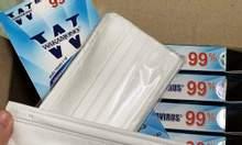 Combo 10 hộp khẩu trang Y tế Wakamono