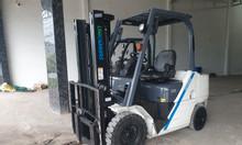Xe nâng 2.5 tấn dầu, xe nâng nhập Nhật Bản