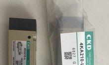 Van thương hiệu CKD Nhật Bản 4KA210-L 24VDC Hàng nhập khẩu