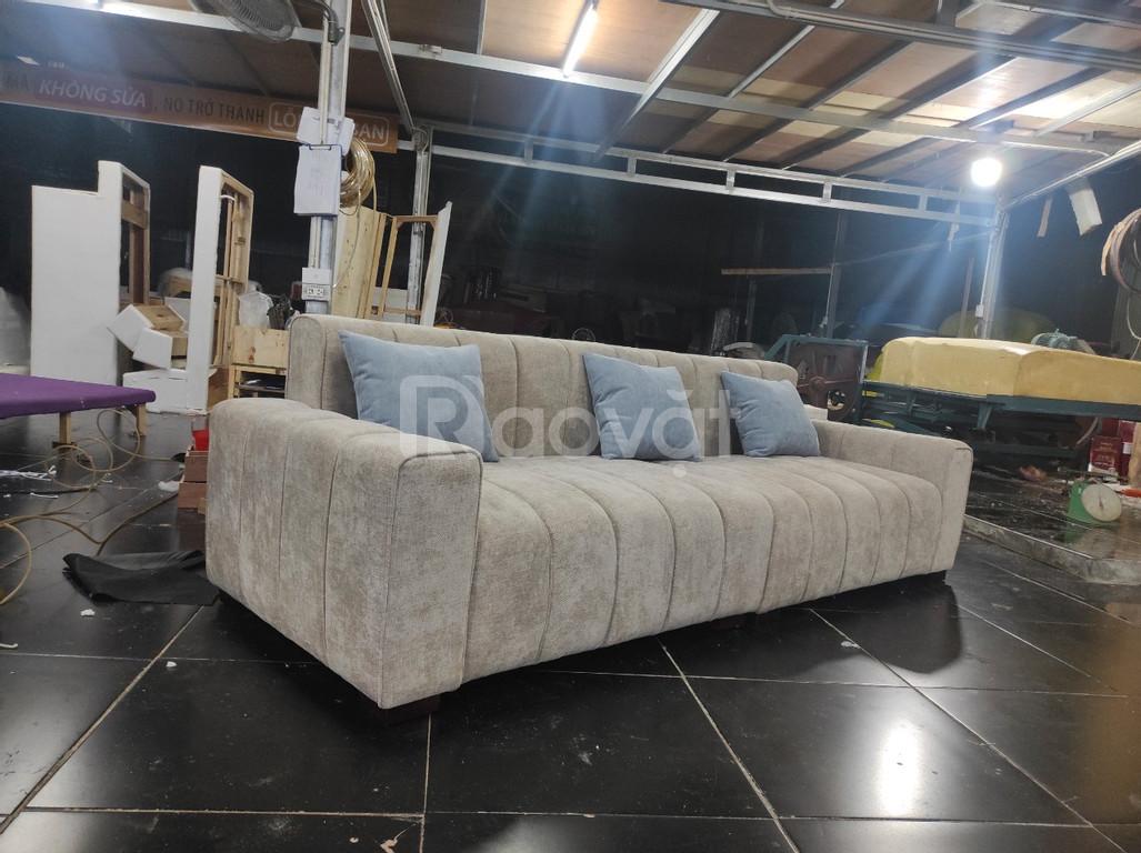 Sofa văng phòng khách hiện đại GD01