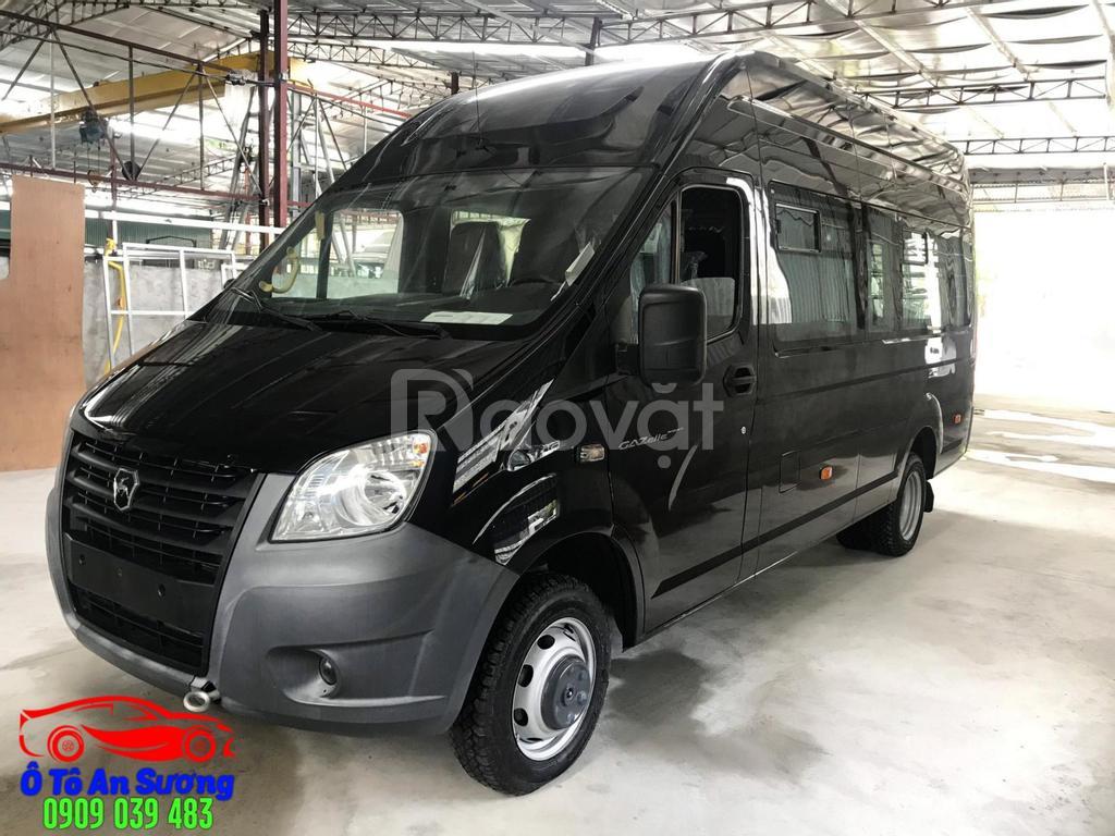 Xe tải Van Gaz 6 chỗ 900kg, lưu thông nội ô 24/24h
