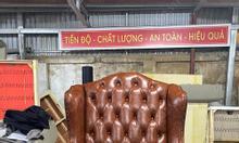 Ghế sofa rút khuy trám thủ công SofaZ