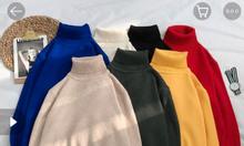 Nguồn sỉ áo len nam tại Hà Nội