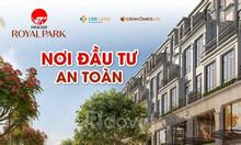 Lựa chọn đầu tư bất động sản mùa dịch  Hinode Royal Park