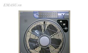 Tổng đại lý phân phối quạt tích điện Panasonic 6969 giá tốt