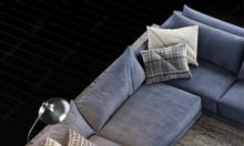 Sofa góc hiện đại GD38