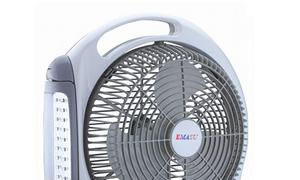 Quạt sạc tích điện Emasu Nhật Bản – EQS909
