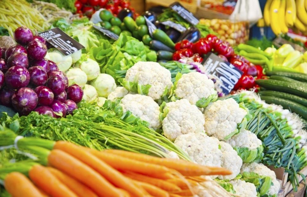Cửa hàng bán rau củ sạch Phú Nhuận