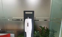 Máy sát khuẩn tự động, máy xịt cồn sát khuẩn tự động giá rẻ