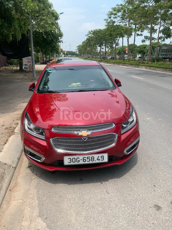 Xe Chevrolet Cruze LTZ 1.8L 2017