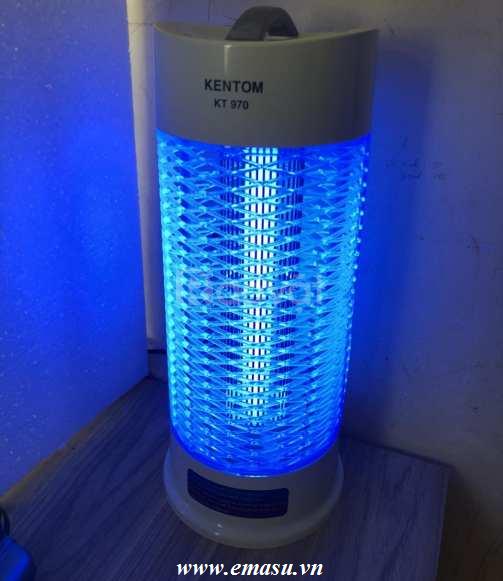 Tổng kho phân phối đèn bắt muỗi và côn trùng Kentom KT970 giá tốt