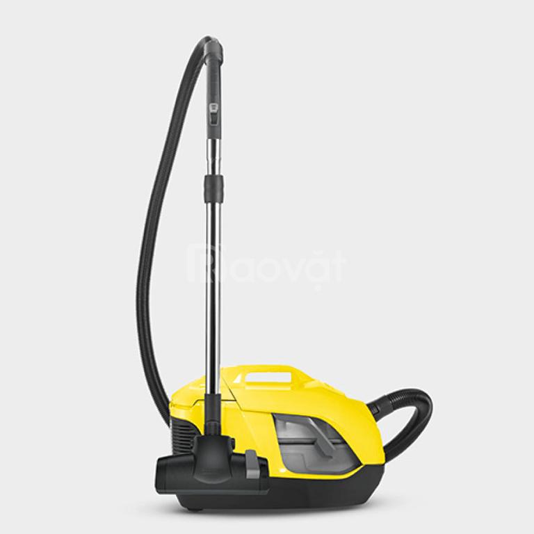Lọc sạch không khí xả đến 99.5% với máy hút bụi với bộ lọc nước DS6