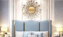 Giường ngủ bọc da Luxury PN 154