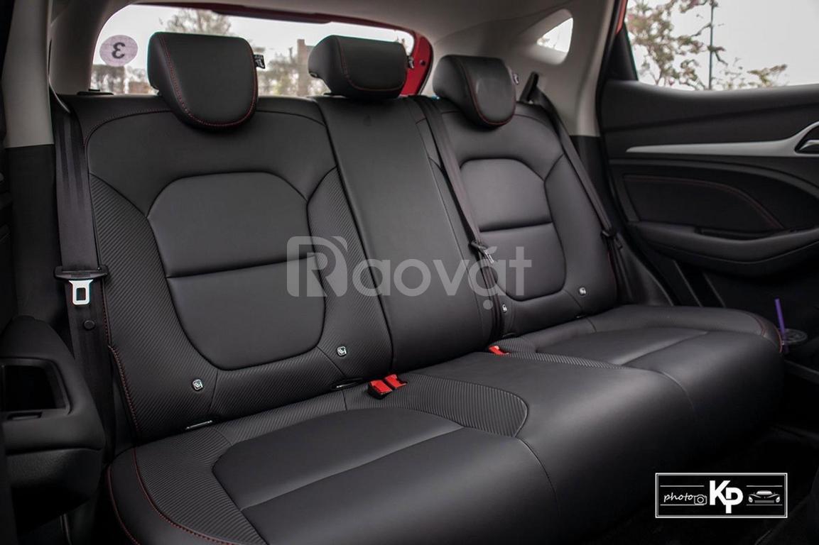MG ZS luxury