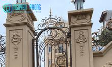 Bộ sưu tập cổng sắt biệt thự cổ điển cao cấp mới 2021