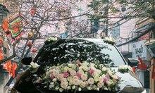 Cho thuê xe cưới Camry 4 chỗ đời mới, mức giá rất mềm tại Hà Nội