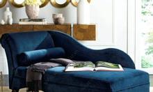 Sofa phòng ngủ PN71, ghế sofa thư giãn Melania