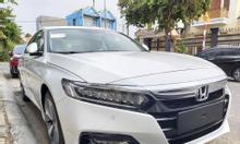 Honda Accord Trắng 2021 nhập khẩu Thái Lan, khuyến mãi hấp dẫn