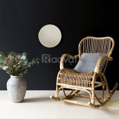 6 mẫu ghế bập bênh cho người già vừa thư giãn vừa đẹp