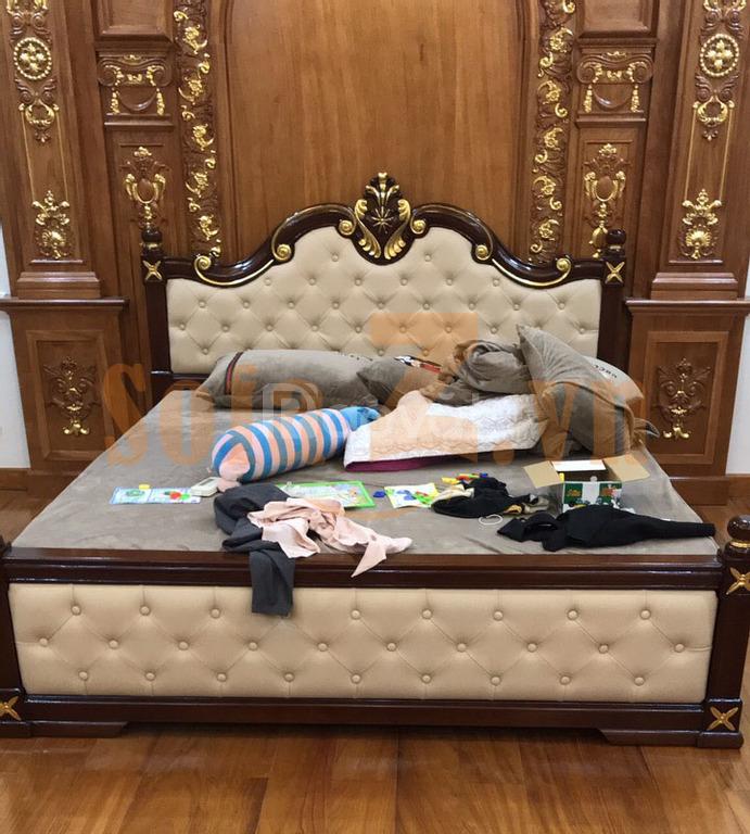 Giường ngủ GSF 03